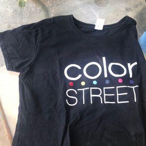 Color Street Ladies shirt